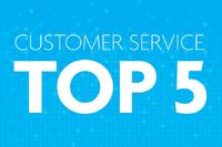 Top 50 Builders Best of Customer Service 2015