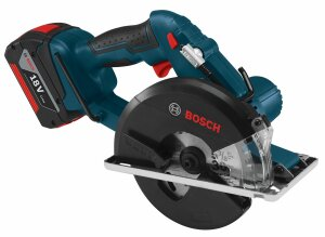 Bosch CSM180 Cordless Metal Cutting Circular Saw