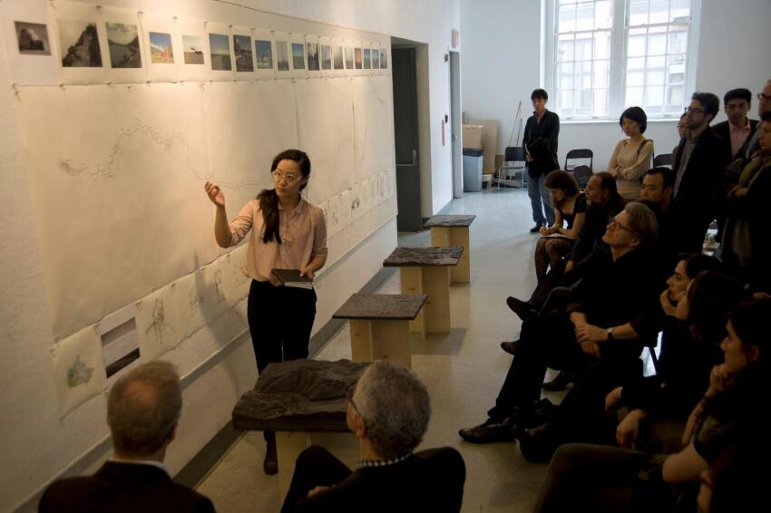 Cooper Union's Foundation in Drawing
