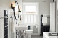 Grand Award, Bathroom Remodeling Under $25,000: Simple Salvation