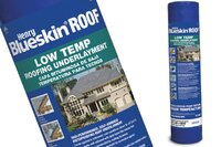Henry Blueskin Roof Low Temp Roofing Underlayment