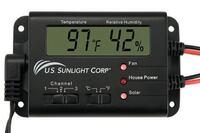 Solar Attic Fan Controller