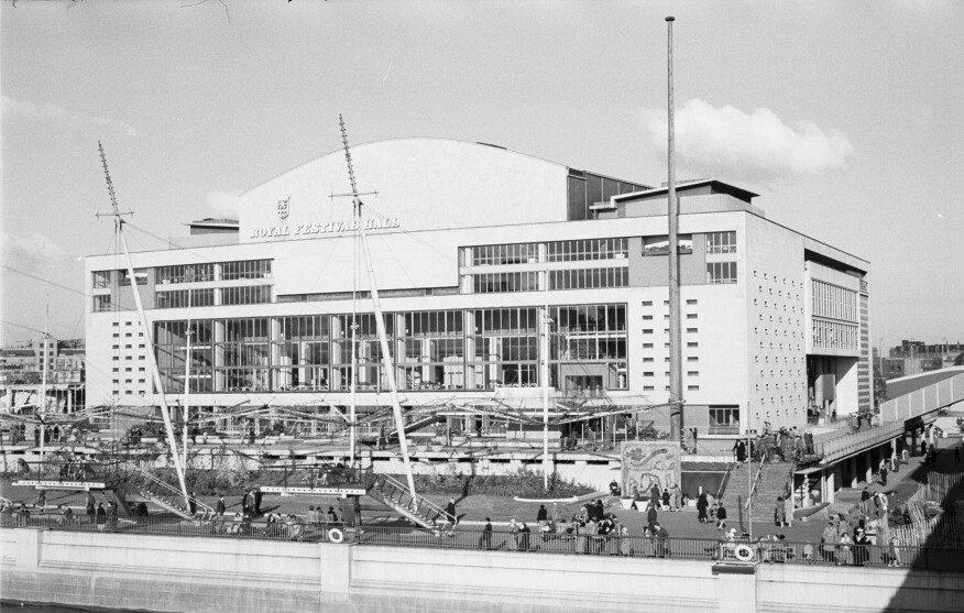 Royal Festival Hall in London