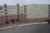 Crescent Dorms at Quinnipiac University