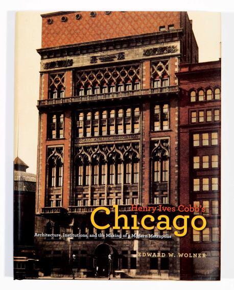 'Henry Ives Cobb's Chicago'