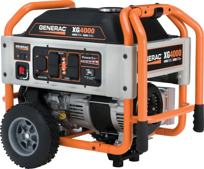 Generac XG Portable Generators