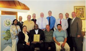 Oldcastle Precast Celebrates Safety Achievement