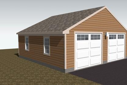 Cost Vs Value Project Garage Addition Remodeling