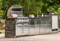 Sierra Outdoor Designs- Outdoor Kitchen Cabinetry