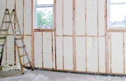 The market for spray polyurethane foam insulation is expanding by double digits annually, experts say, making it a good opportunity for growing your installed sales business.