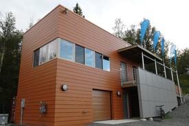 Kincaid Park Biathlon Building