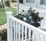 Many Deck Railing Options Available