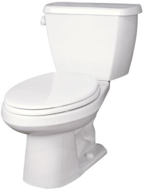 Gerber. The WaterSense-labeled Avalanche 1.28-gpf toilet features the XP3 flushing system, which the firm says clears the bowl quickly and efficiently. The unit includes a 3-inch flush valve; a large water surface; a slim-line tank; and a color-matched, side-mounted lever. It comes in white or biscuit and is available in an ErgoHeight option. 866.538.5536. www.gerberonline.com.