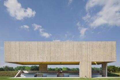 Webb Chapel Park Pavilion