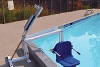 Pool Pro-XR Lift from Aqua Creek Products