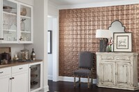 Armstrong's Metallaire Panels Make Stylish Accents