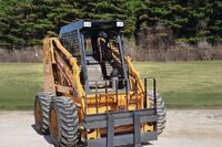 Case Construction Equipment Pallet Forks