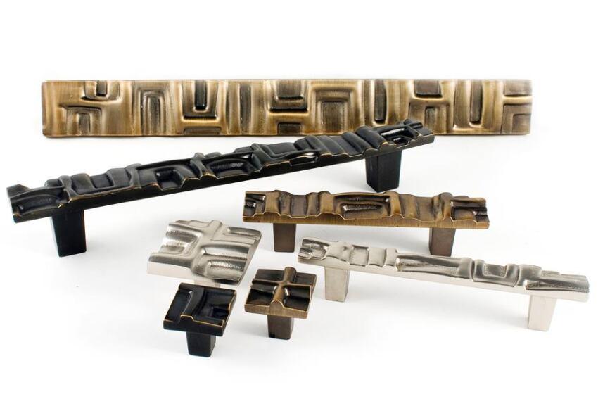 Gina Lubin's Rio Hardware Collection for DuVerre