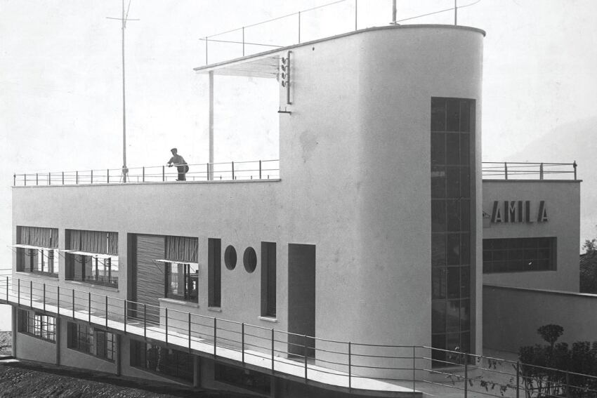 Photos of Early Italian Modernism