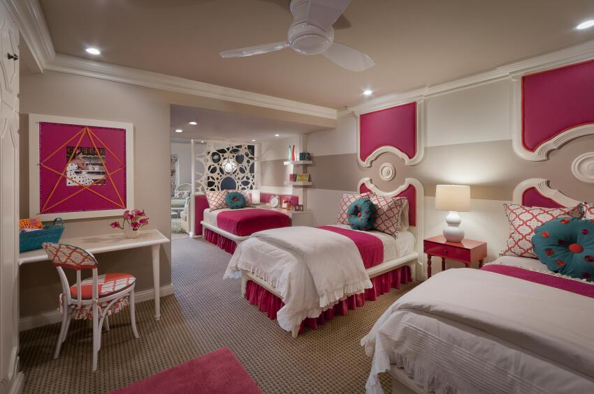 PDC Dream Rooms