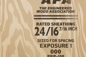 Choosing the Right Sheathing