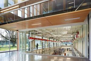 Earth Sciences Building (ESB) in Vancouver, British Columbia, Canada by Perkins+Will.