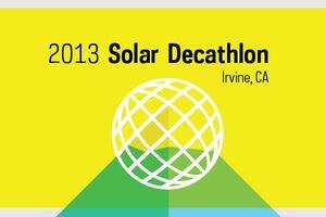 U.S. Department of Energy Announces Solar Decathlon Teams and Venue