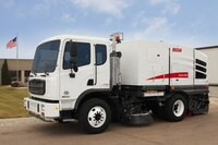 Elgin Sweeper Offers Autocar Cab-over Chassis Option