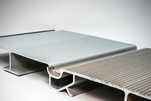 Waterproof Aluminum Decking