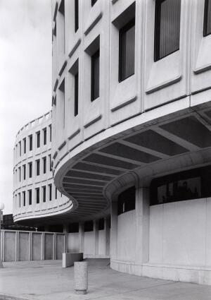 Philadelphia Police Administration Building by GBQC