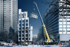New York City's First Modular, Micro-Unit Development