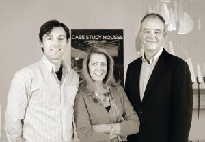 Matthew North, Catherine van Olm, and John Brown