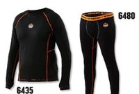 Thermal Base Layers to Improve Warmth and Comfort