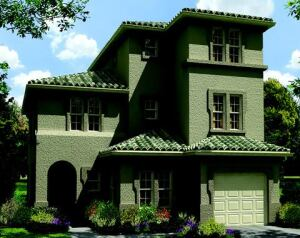 HOME STUDIES: Kimball Hill Homes' gated Riverwalk community in Stockton, Calif., is within walking distance of the University of the Pacific campus and offers six home plans as large as 2,284 square feet.