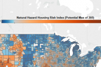 Home Sales More Brisk in Areas With Low Natural Hazard Risk