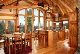 Mendon Mountain Kitchen
