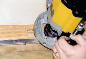 Route It Out: Available for doors as little as 3/4 inches thick, Soss Invisible Hinges require special prep work for installation and cannot simply replace butt hinges. For use with new doors, the company offers specially designed templates to simplify hinge installation with mortising techniques.