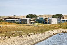 Community College Facility Embodies Sustainability