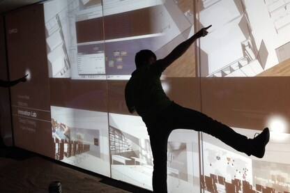 Innovation Lab, Capco New York