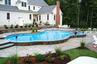 David Hobaica | Easton Pool & Spa + Peter Heino | Atlantic Woodworking + Ed Jameson | Jameson Landscaping