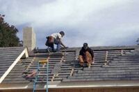 A New Way to Install Slate Roofs