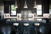 Kitchens Burst Into Black