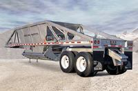 Advantage Series Bottom Dump Trailer
