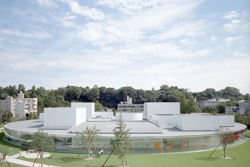 21st Century Museum of Contemporary Art, by SANAA