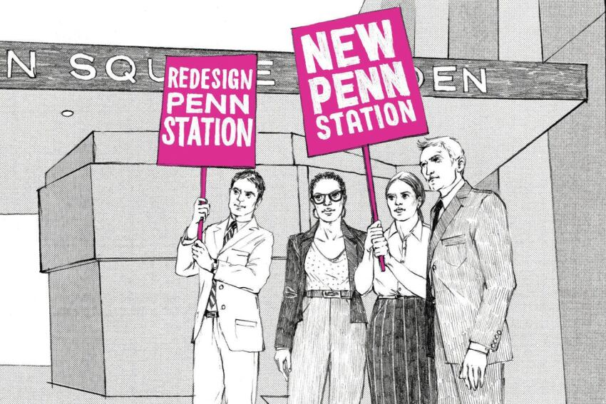 Building a Better New York Penn Station