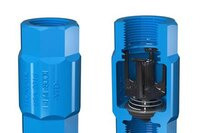 Submersible pump check valve
