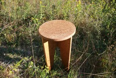 Innovative Furniture Grown from Mushroom Materials