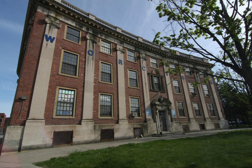 Historic Trade School Lifts Community As Loft Apartments