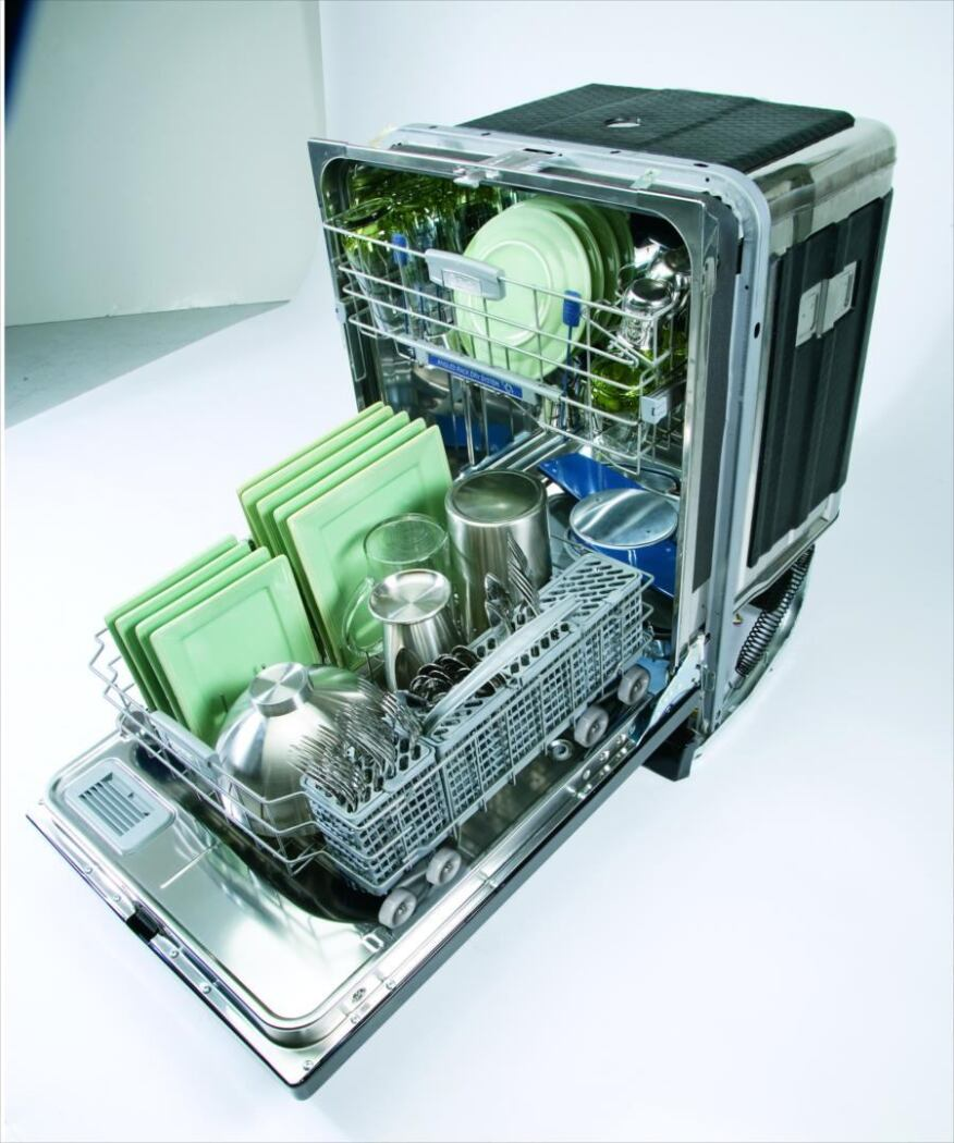 Dishwashers Combine Energy Efficiency Water Conservation