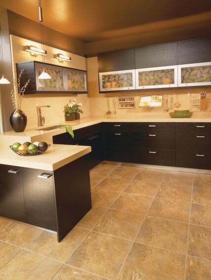 Woodharbor CastPointe Frameless Cabinets